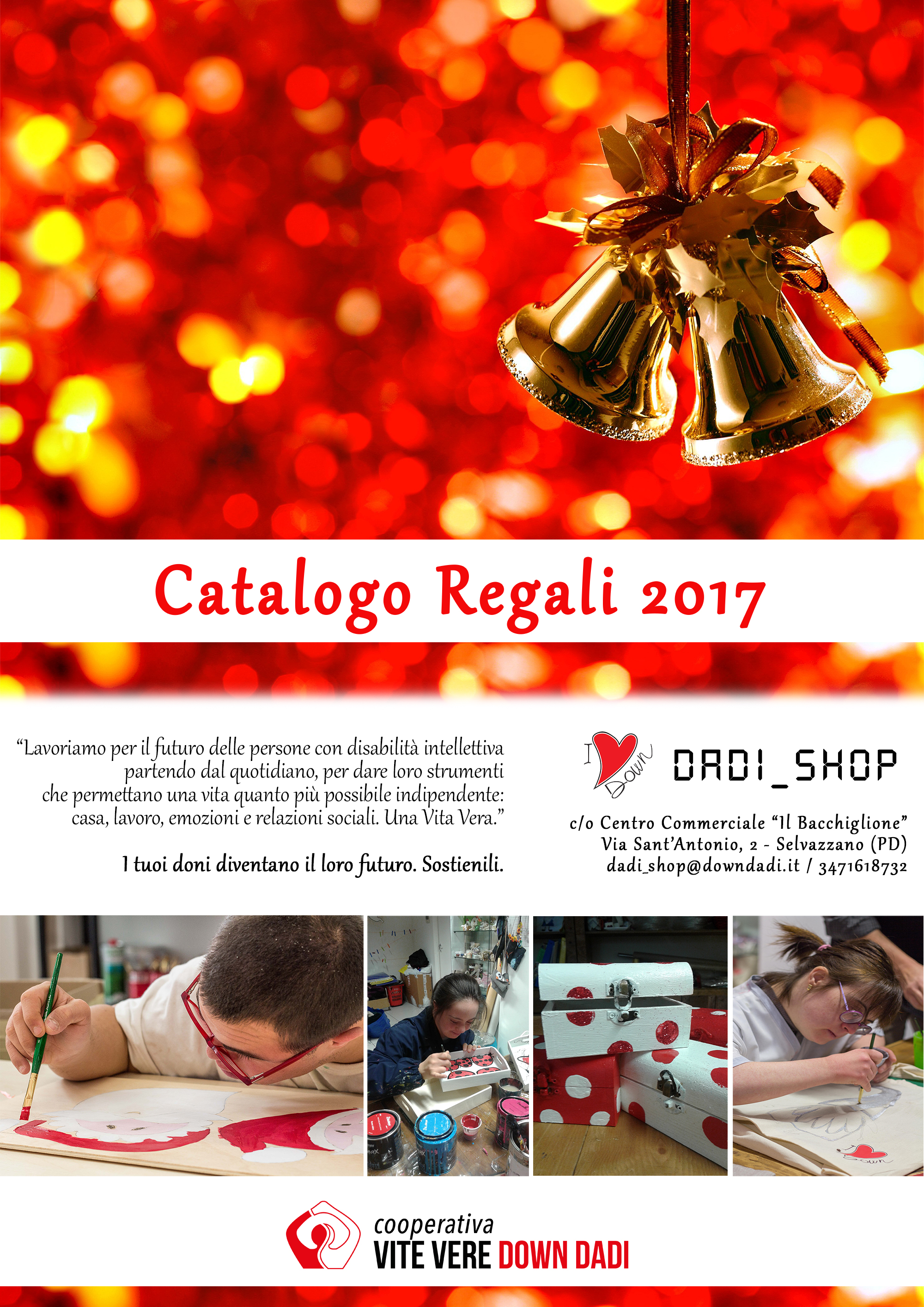 Catalogo di Natale DADI_Shop 2017